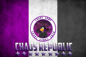 Chaos Republic Flag
