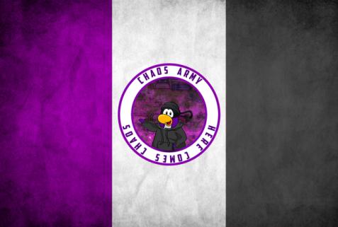 Chaos Revolution Flag